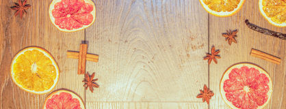 Ξηρό υπόβαθρο φρούτων Στοκ εικόνα με δικαίωμα ελεύθερης χρήσης