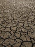 ξηρό χώμα ανασκόπησης Στοκ εικόνες με δικαίωμα ελεύθερης χρήσης