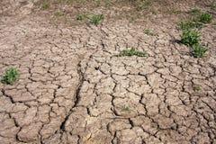 ξηρό χώμα Στοκ Φωτογραφία