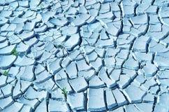 Ξηρό χώμα Στοκ Φωτογραφίες