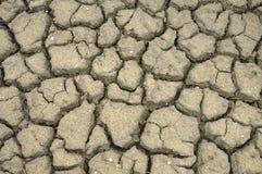 ξηρό χώμα Στοκ φωτογραφία με δικαίωμα ελεύθερης χρήσης