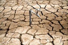 ξηρό ύδωρ εδαφολογικής σύστασης στροφίγγων Στοκ Εικόνες