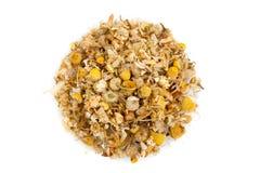 Ξηρό chamomile τσάι στοκ φωτογραφίες με δικαίωμα ελεύθερης χρήσης