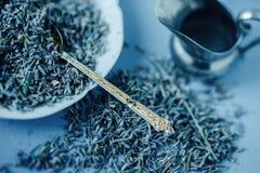 ξηρό lavender λουλουδιών Στοκ Φωτογραφίες