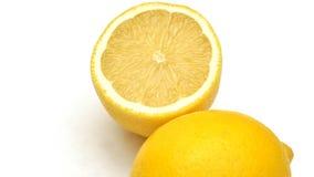 Ξινά φρούτα κίτρινα Στοκ Φωτογραφίες
