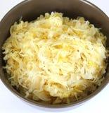 Ξινό λάχανο Στοκ Εικόνα