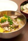 ξινό λαχανικό σούπας Στοκ εικόνα με δικαίωμα ελεύθερης χρήσης