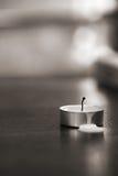 Ξοδευμένο κερί Στοκ εικόνες με δικαίωμα ελεύθερης χρήσης