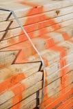 ξυλεία δεσμών Στοκ φωτογραφίες με δικαίωμα ελεύθερης χρήσης