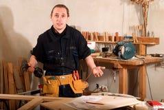 ξυλουργός Στοκ Φωτογραφίες
