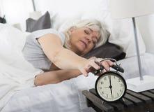 Ξυπνήστε γυναίκα Στοκ φωτογραφίες με δικαίωμα ελεύθερης χρήσης