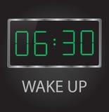 Ξυπνήστε Στοκ φωτογραφία με δικαίωμα ελεύθερης χρήσης