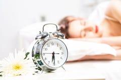 Ξυπνητήρι Στοκ φωτογραφία με δικαίωμα ελεύθερης χρήσης