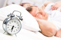 Ξυπνητήρι Στοκ εικόνες με δικαίωμα ελεύθερης χρήσης