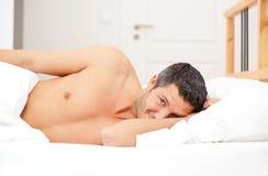 ξυπνώντας άτομο φτερών σπο&rho Στοκ φωτογραφίες με δικαίωμα ελεύθερης χρήσης