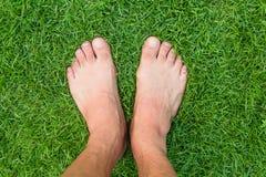 Ξυπόλυτα πόδια Στοκ εικόνες με δικαίωμα ελεύθερης χρήσης