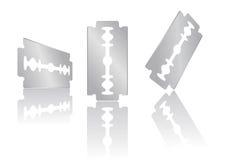 ξυράφι λεπίδων Στοκ φωτογραφία με δικαίωμα ελεύθερης χρήσης