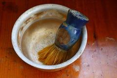 Ξυρίζοντας βούρτσα στοκ φωτογραφίες με δικαίωμα ελεύθερης χρήσης