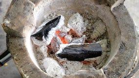ξυλάνθρακας Στοκ Φωτογραφία