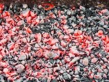 Ξυλάνθρακες σύστασης Υπόβαθρο Στοκ Φωτογραφίες