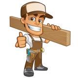 ξυλουργός απεικόνιση αποθεμάτων
