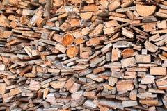 Ξύλα woodshed στοκ εικόνες με δικαίωμα ελεύθερης χρήσης