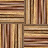 Ξύλινα slats ως υπόβαθρο Στοκ Εικόνα