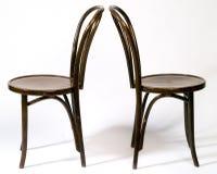 Ξύλινες έδρες Στοκ φωτογραφία με δικαίωμα ελεύθερης χρήσης