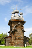 Ξύλινες εκκλησίες Στοκ φωτογραφία με δικαίωμα ελεύθερης χρήσης