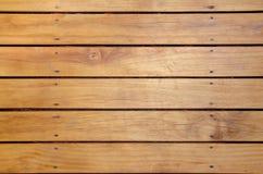 Ξύλινες υπόβαθρο και σύσταση πηχακιών Στοκ φωτογραφία με δικαίωμα ελεύθερης χρήσης