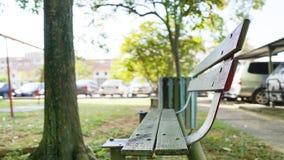 Ξύλινη έδρα Στοκ φωτογραφία με δικαίωμα ελεύθερης χρήσης