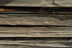Ξύλινη ανασκόπηση Ξύλινη δομή η ανασκόπηση επιβιβάζεται σε παλαιό Στοκ Φωτογραφίες