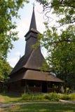Ξύλινη εκκλησία Στοκ εικόνα με δικαίωμα ελεύθερης χρήσης