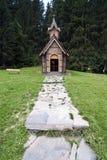Ξύλινη εκκλησία Στοκ Εικόνες
