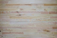 Ξύλινη επιφάνεια με την κόλλα στοκ φωτογραφία με δικαίωμα ελεύθερης χρήσης