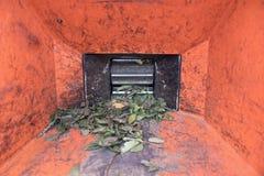 Ξύλινη μηχανή πελεκιών Στοκ εικόνα με δικαίωμα ελεύθερης χρήσης