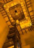 Ξύλινη στέγη του καθεδρικού ναού του ST Sophia Στοκ εικόνες με δικαίωμα ελεύθερης χρήσης