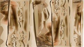 Ξύλινη σύσταση για το υπόβαθρο και την ταπετσαρία σας Διανυσματική απεικόνιση