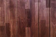 Ξύλινη σύσταση παρκέ, σκοτεινό ξύλινο υπόβαθρο πατωμάτων στοκ φωτογραφία με δικαίωμα ελεύθερης χρήσης