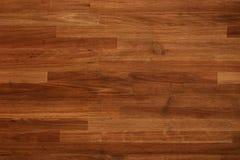 Ξύλινη σύσταση παρκέ, σκοτεινό ξύλινο υπόβαθρο πατωμάτων στοκ φωτογραφία