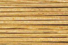Ξύλινος ακραίος στενός επάνω ραβδιών popsicle στοκ φωτογραφία με δικαίωμα ελεύθερης χρήσης