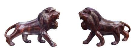 Ξύλινο ζώο στοκ εικόνες