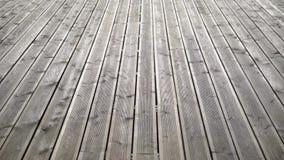 Ξύλινο πάτωμα γραφείων απόθεμα βίντεο