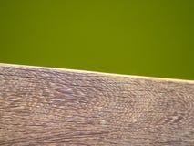 Ξύλινο πινάκων λεπτό υπόβαθρο νερού λιμνών σύστασης πράσινο στοκ φωτογραφία με δικαίωμα ελεύθερης χρήσης