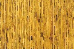 Ξύλινο πρότυπο Στοκ Εικόνα