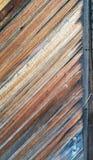 Ξύλινο σιτάρι σε ένα υπόστεγο Στοκ φωτογραφίες με δικαίωμα ελεύθερης χρήσης