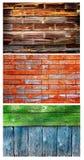 Ξύλινο σύνολο σύστασης Στοκ εικόνες με δικαίωμα ελεύθερης χρήσης