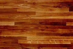 Ξύλινο υπόβαθρο παρκέ, σκοτεινή ξύλινη σύσταση πατωμάτων στοκ εικόνα με δικαίωμα ελεύθερης χρήσης