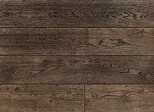 Ξύλινο υπόβαθρο σύστασης για το σχέδιο, τονισμένος βαλανιδιά γκρίζος ντεμοντέ πίνακας Στοκ Φωτογραφία