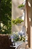 Ξύλινο Easel Στοκ εικόνα με δικαίωμα ελεύθερης χρήσης